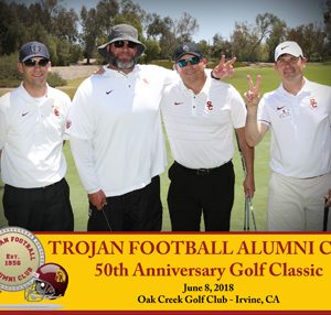 TFAC Golf Athletic Sponsorship