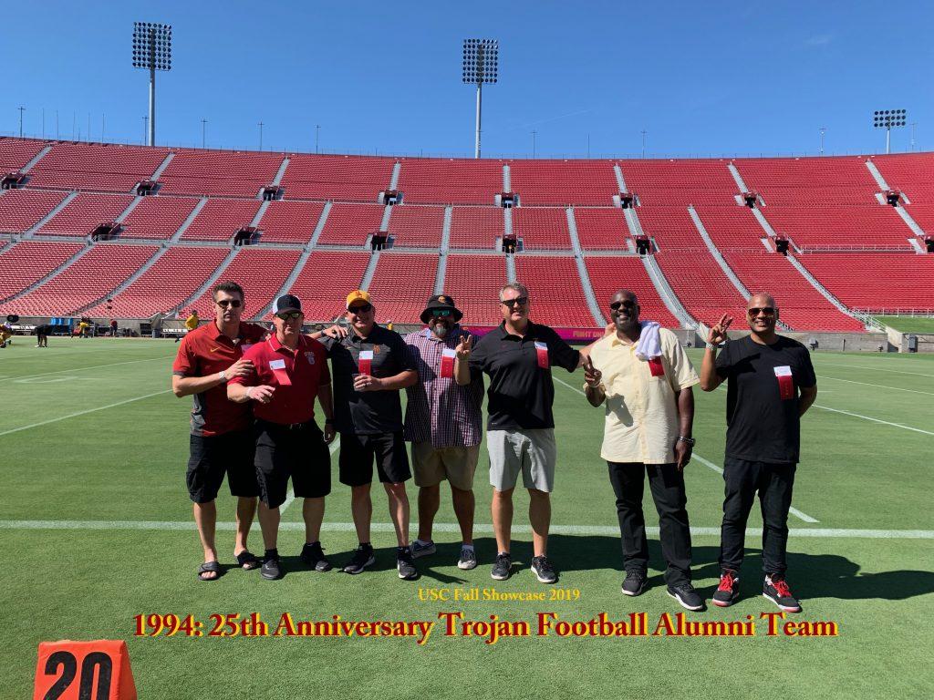 1994 25th Anniversary Team