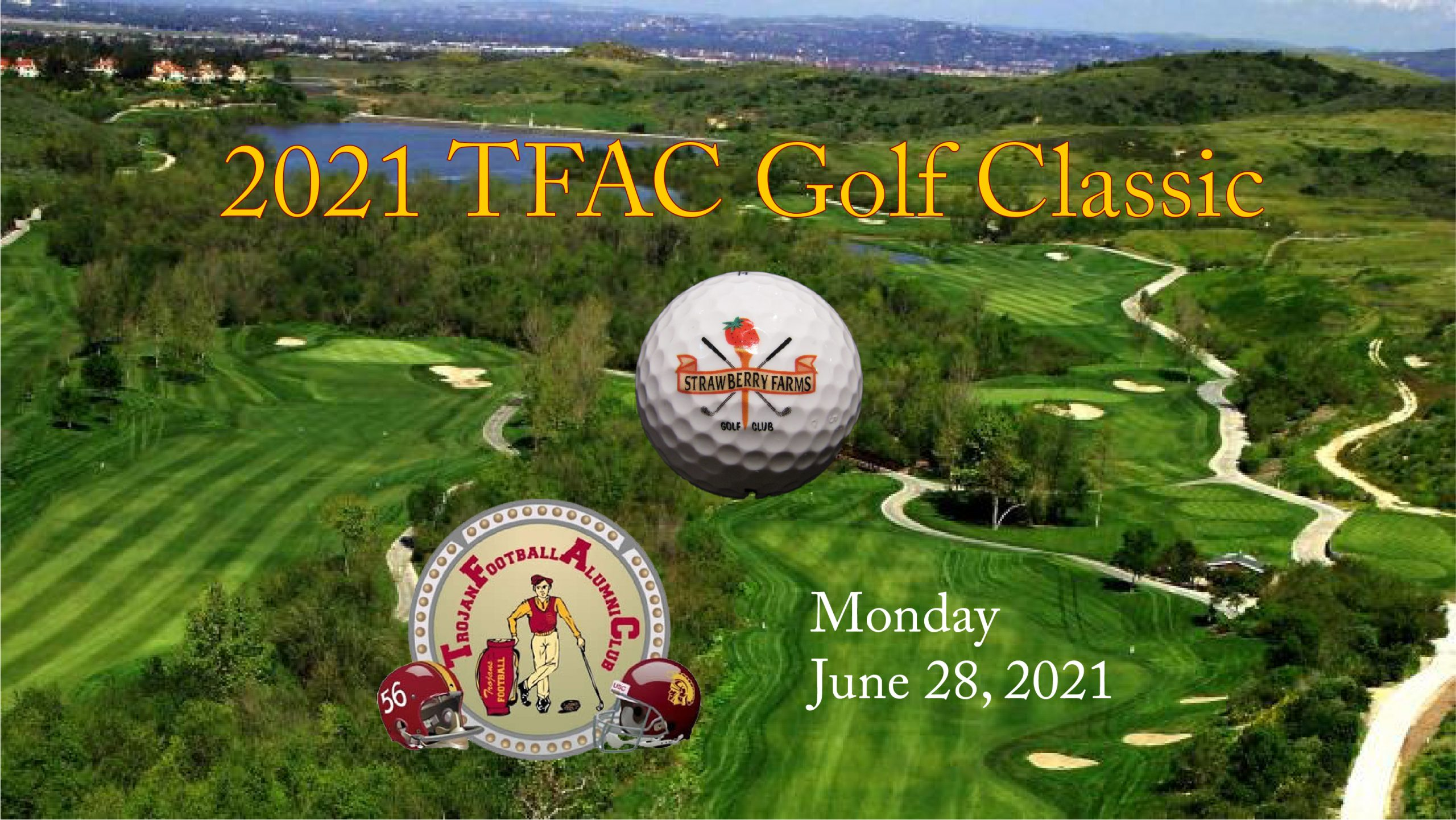 2021 TFAC Golf Classic at Strawberry Farms Golf Course